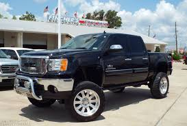 Used Chevy Or Gmc Trucks For Sale | NSM Cars