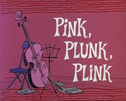 Plink Your Sink Balls by Pink Plunk Plink The Pink Panther Show