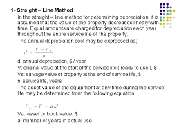 Sinking Fund Formula For Depreciation by Food Engineering Design And Economics Chapter V Depreciation