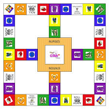 Educational Board Games For Anatomy And Physiology With Full Of