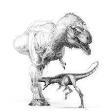 Apprendre à Dessiner Un Dinosaure TRex YouTube