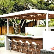 construire une cuisine d été meuble cuisine d actac cuisine d ete en bois cuisine d ete couverte
