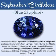 September Birthstone Meaning Birthstones September Birthstones