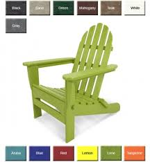 Red Adirondack Chairs Polywood by Polywood Ad5030 Classic Adirondack Chair Polywood Furniture