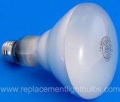 ge 65r30 fl mi 120v 65w watt miser flood light bulb replacement l