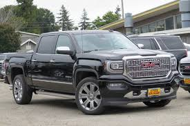 New 2018 GMC Sierra 1500 Pickup For Sale In Burlingame, CA | #G00599 Gmcs Quiet Success Backstops Fastevolving Gm Wsj 2019 Gmc Sierra 2500 Heavy Duty Denali 4x4 Truck For Sale In Pauls 2015 1500 Overview Cargurus 2013 Gmc 1920 Top Upcoming Cars Crew Cab Review America The Quality Lifted Trucks Net Direct Auto Sales Buick Chevrolet Cars Trucks Suvs For Sale In Ballinger 2018 Near Greensboro Classic 1985 Pickup 6094 Dyler Used 2004 Sierra 2500hd Service Utility Truck For Sale In Az 2262 Raises The Bar Premium Drive