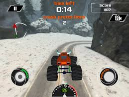 100 3d Monster Truck Games 3D Snow Racing Extreme OffRoad Winter Trials Driving