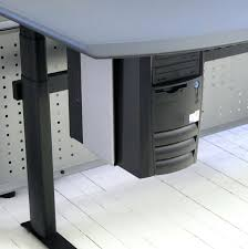 desk under desk cpu holder uk undermount cpu holder side desk