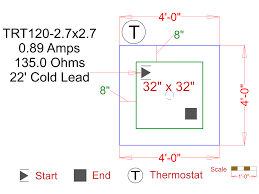 Easy Heat Warm Tiles Thermostat Problems by Circuit Check For Testing Floor Heating Systems