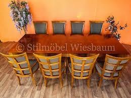 nr 1236 stanley esstisch tisch mit 8 stühlen esszimmer usa