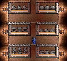 Pumpkin Moon Terraria Farm by Guide Making Money Official Terraria Wiki