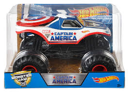 Amazon.com: Hot Wheels Monster Jam 1:24 Die-Cast Captain America ... Monster Jam Truck Prime Evil Incredible Hulk 164 Scale Lot Of 2 Monster Jam Down Under Family Ticket Giveaway Geekmom Hooked Truck Hookedmonstertruckcom Official Website Of Lightning Mcqueen Mack Disney Cars Jumping Tonka Wikipedia Brodozer Debut Traxxas Xmaxx The Evolution Tough Wwes Madusas Path From Body Slams To Monster Trucks Sicom Games 10 Best On Pc Gamer Duo Hot Wheels Wiki Fandom Powered By Wikia Jam Toy Truck Videos 28 Images