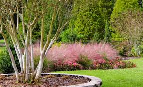 Flower and Grass Garden Features for Your Landscape Environment