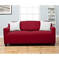 World Market Luxe Sofa Slipcover Charcoal by Sofa Covers U0026 Furniture Slipcover Collections Bed Bath U0026 Beyond