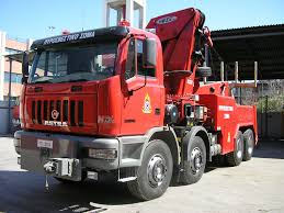 100 Mcilvaine Trucking Astra HD7C 8445 Tow Truck Of The Fire Service Of Greece Trucks