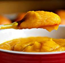 Toasting Pumpkin Seeds In Microwave by Homemade Roasted Pumpkin Puree Homemade Food Junkie