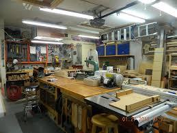 Bj383sss Woodshop Garage Build Archive