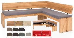 standard furniture stockholm eckbank massiv gepolstert mit stauraum