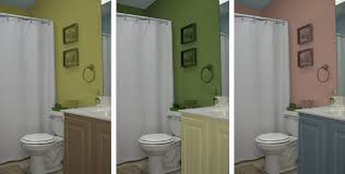 cool bathroom color schemes decor trends