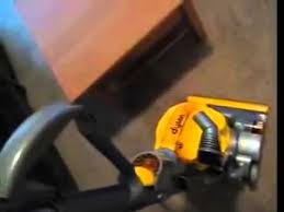 dyson dc14 all floors cyclone upright vacuum cleaner youtube