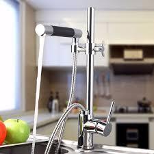 best kitchen sink faucet adjustable height for washing kitchen