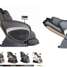Osaki Os 4000 Massage Chair Assembly by Osaki Os 4000 White Zero Gravity Shiatsu Massage Chair