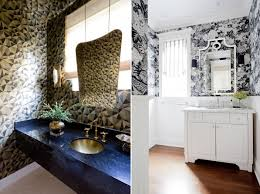 How Bathroom Wallpaper Can Help You Reinvent This Boring Space ... How Bathroom Wallpaper Can Help You Reinvent This Boring Space 37 Amazing Small Hikucom 5 Designs Big Tree Pattern Wall Stickers Paper Peint 3d Create Faux Using Paint And A Stencil In My Own Style Mexican Evening Removable In 2019 Walls Wallpaper 67 Hd Nice Wallpapers For Bathrooms Ideas Wallpapersafari Is The Next Design Trend Seashell 30 Modern Colorful Designer Our Top Picks Best 17 Beautiful Coverings