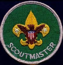 Cub Scout Committee Chair Patch Placement by Trained