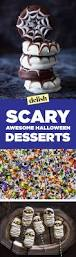 Ideas For Halloween Food Names by 50 Easy Halloween Desserts Recipes For Halloween Party Dessert