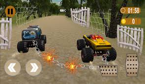 Chained Monster Truck Impossible Joined Racing 3d For Android - APK ... Truck Games Racing 7019904 3d Integer Toy Rally Unblocked Monster Truck Games Bollaco Monster Jam Videos Online Play 4 Bridgette R Baker On Kongregate 3d Stunt V22 Trucks To For A Desert Trucker Parking Simulator Realistic Lorry And Crazy Legends Android In Tap Unblocked Youtube