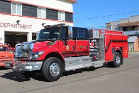 100 Fire Truck Red New Fire Engine Arrives In Corning Bluff Daily News