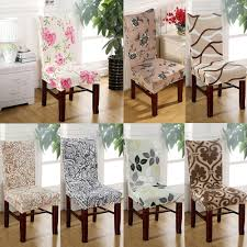 Details About Stretch Spandex Chair Cover Dining Room Wedding Party Décor  Pattern Seat Cover Chenille Ding Chair Seat Coversset Of 2 In 2019 Details About New Design Stretch Home Party Room Cover Removable Slipcover Last 5sets 1set Christmas Covers Linen Regular Farmhouse Slipcovers For Chairs Australia Ideas Eaging Fniture Decorating 20 Elegant Scheme For Kitchen Table Ding Room Chair Covers Kohls Unique Bargains Washable Us 199 Off2019 Floral Wedding Banquet Decor Spandex Elastic Coverin