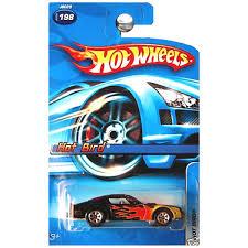 Amazoncom Mattel Hot Wheels 2006 164 Scale Black Trans Am Die