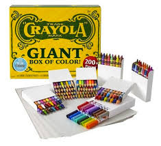 Crayola Bathtub Crayons Target by Crayola Vintage Box Of 200 Crayons 7 20 Free Shipping