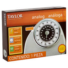 Taylor Bathroom Scales Instruction Manual by Taylor 1351 Large Dial Mechanical Speedometer Bath Scale Walmart Com