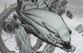 Marvel Graphic Novel15 The Raven Banner