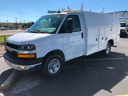 100 Chevy Utility Trucks New And Used For Sale On CommercialTruckTradercom