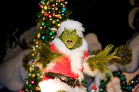 The Grinch Christmas Tree it u0027s grinchmas time at universal studios hollywood u0026 citywalk