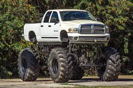 100 Dodge Mud Trucks Ram White Monster Monster Truck Daxs Awesome Stuff Ram