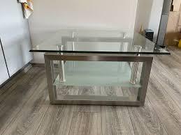 wohnzimmertisch glas couchtisch glas glastisch
