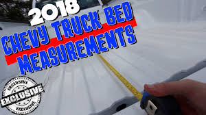 🔵 Measuring New 2018 Chevrolet Silverado / Colorado Beds - Sizes ... 2018 Silverado Trim Levels Explained Uerstanding Pickup Truck Cab And Bed Sizes Eagle Ridge Gm 2019 1500 Durabed Is Largest Chevy Truck Bed Dimeions Chart Nurufunicaaslcom Bradford Built Flatbed Work Length With Tailgate Down Ford Enthusiasts Forums Storage Totes Totestruck Storage Queen Size In Short Tacoma World Sportz Tent Napier Outdoors Nutzo Tech 1 Series Expedition Rack Nuthouse Industries New Toyota Tundra Sr5 Double 65 46l Crew