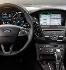 2018 Ford Focus Sedan & Hatchback Features