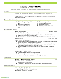 Resume With No Experience Related Post