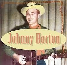Sink The Bismarck Johnny Horton by Rab Hall Of Fame Johnny Horton