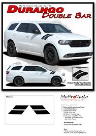 DURANGO DOUBLE BAR : 2011-2018 Dodge Durango Hood Hash Marks Stripes ... Dodge Ram Truck Fender Bars Hash Mark Racing Sport Stripes Decals 092018 Power Wagon Decal Hood Rear Side Strobes Product 2 Dodge Ram Power Wagon Truck Vinyl Stickers Window Sticker Chevy Bowtie Ford Jeep Car Amazoncom Sticker Compatible With Hemi Tribal Rt 1500 Hemi Bed Vinyl Decal Styling For 3x Hood Fender Decals 2500 Kryptek 4x4 Off Road Quarter Panel Cmyk Grafix Store Viper Srt10 Faded Rocker Stripe Tailgate Decal Mopar Trucks Stickers Dakota Truck Bed Side Decals Graphics Power