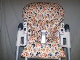 Tatamia High Chair Video by Prima Pappa High Chair Cover In Forest Friends Fits Many