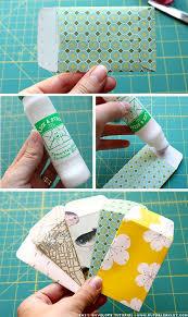 Diy Crafts Ideas Easy Tiny Envelopes