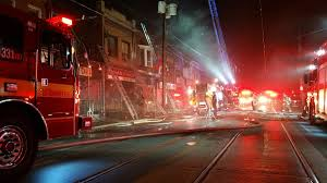 2 Firefighters Injured In Massive Dundas St. W. Fire | The Star