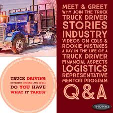 Truck Driving Interest Course (Age 18-21): Do You Have What It Takes ...