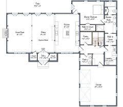 Pole Barn Home Floor Plans With Basement by Best 25 Barn House Plans Ideas On Pinterest Pole Barn House